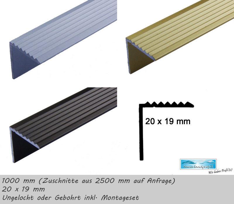Teppich Klemmprofil Einfassprofil Abschlussprofil