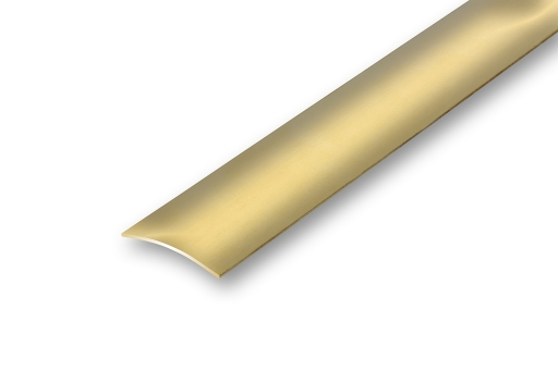 Übergangsprofil Messing massiv 50 mm
