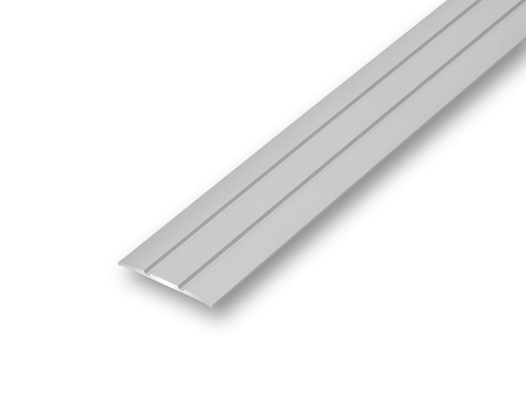 alu bergangsprofil teppichschiene schweller laminat parkett profil flach 38mm ebay. Black Bedroom Furniture Sets. Home Design Ideas